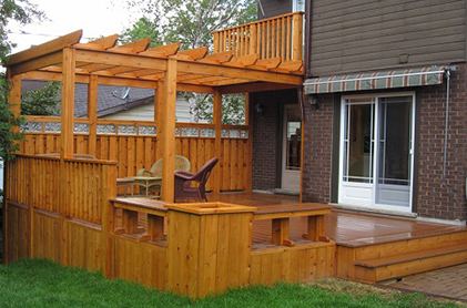 Custom Deck Builder Sudbury